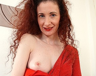 British housewife gets wet and wild