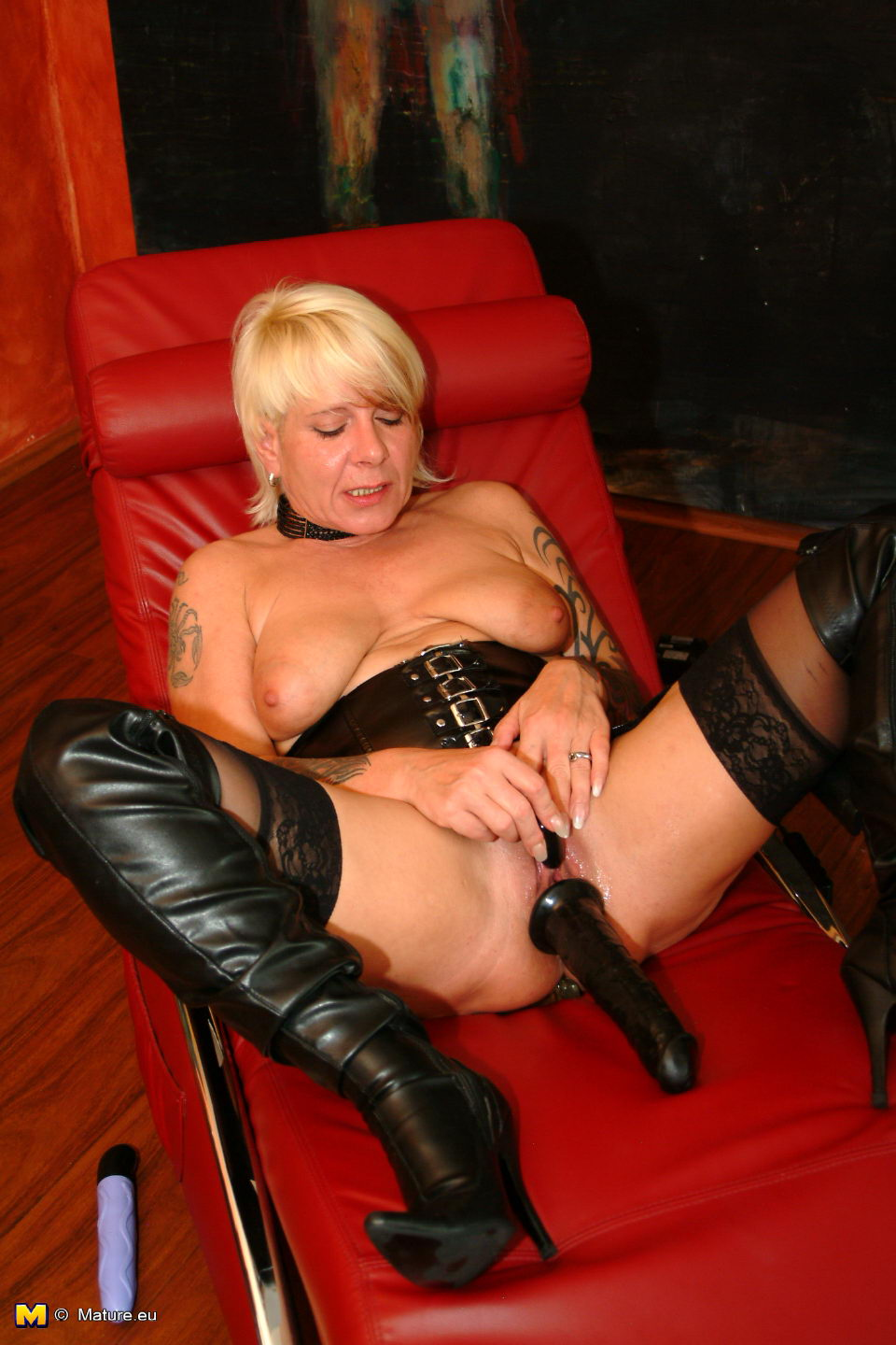 Kinky mature sex