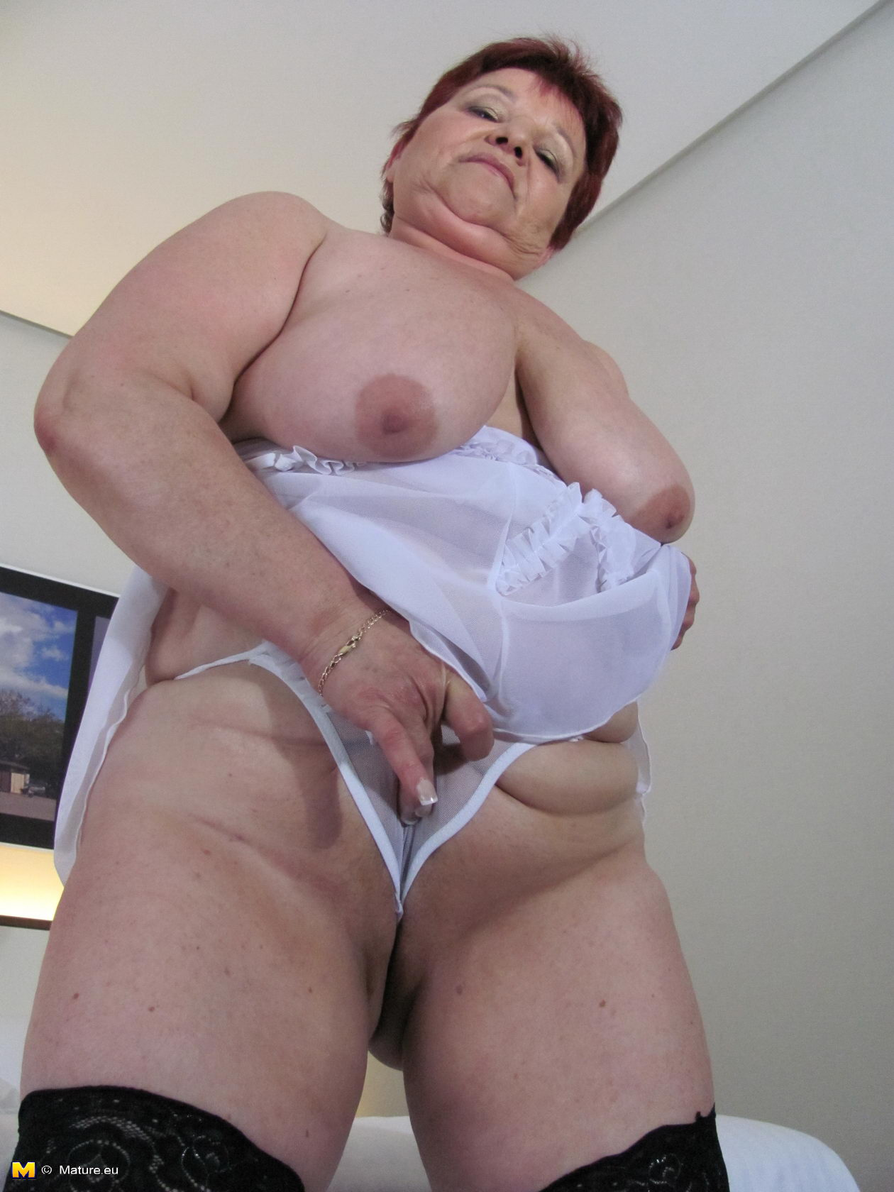 Big butt mature fuck