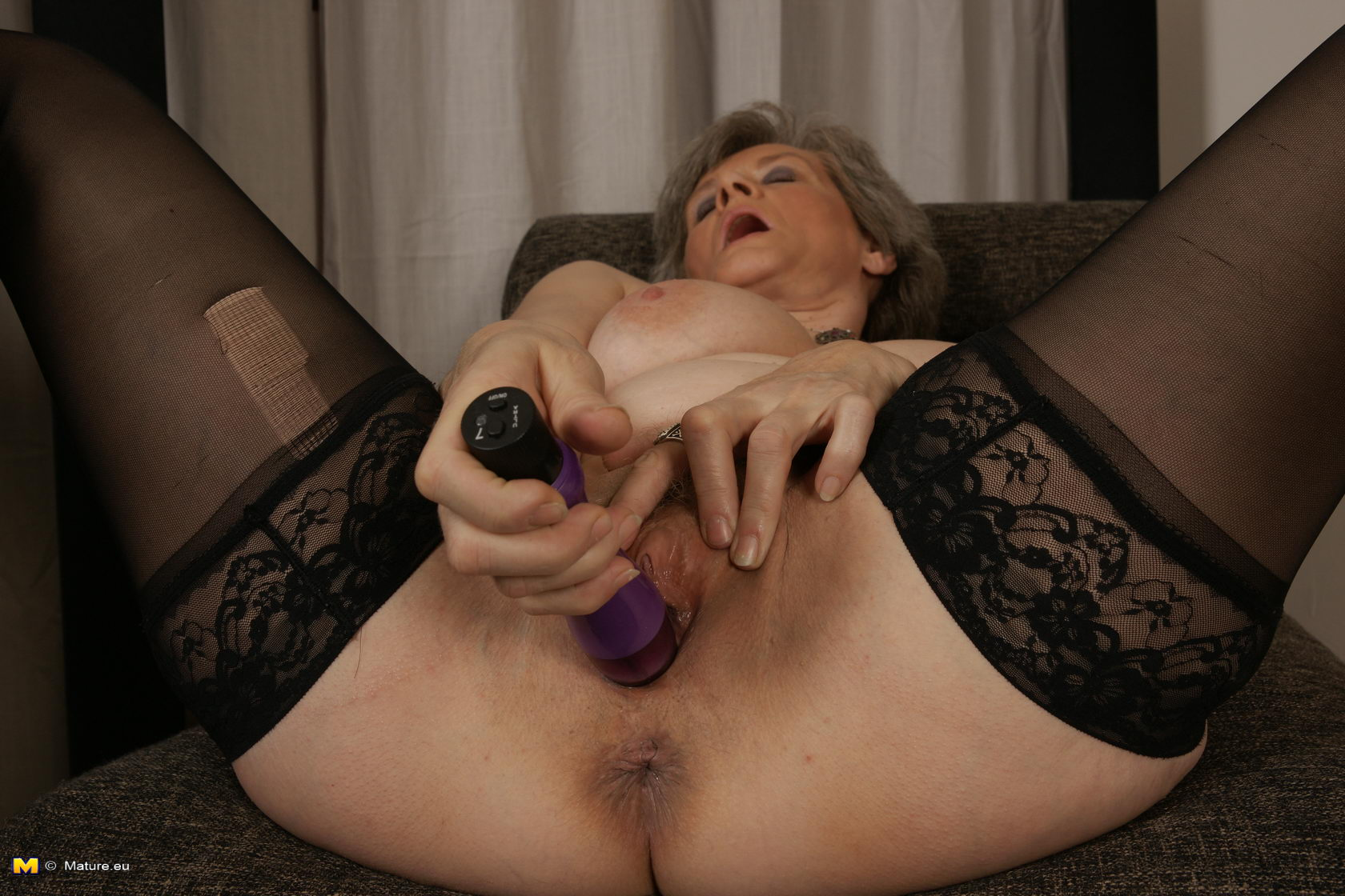 slut Naughty playing with herself mature