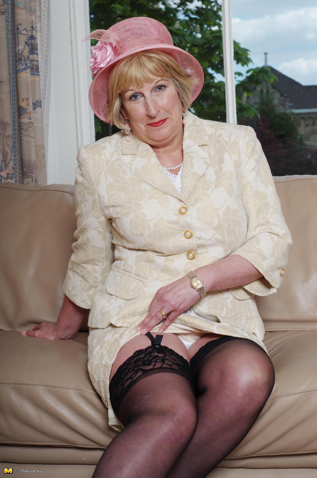 mature granny Classy