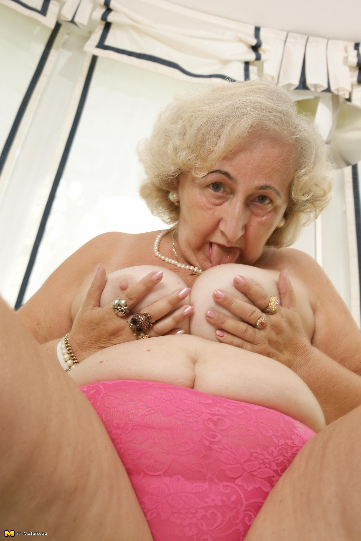 72 year old grandma craves big black cock 6