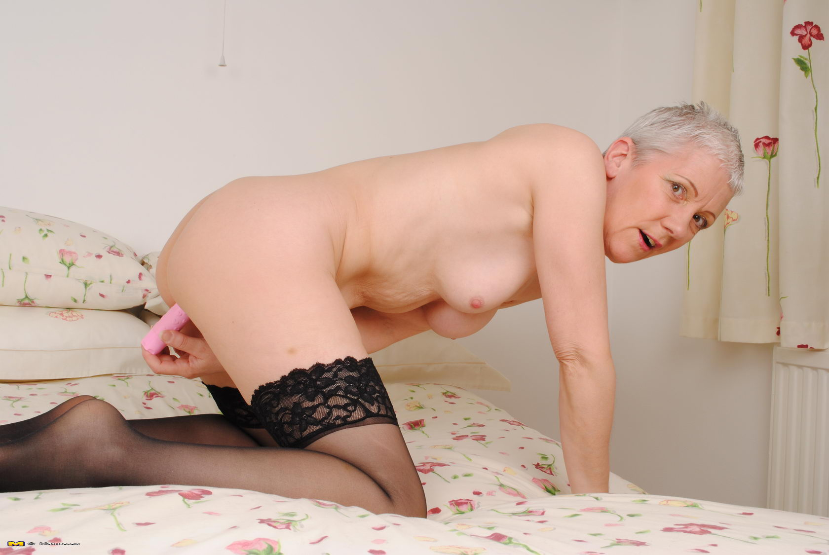 my hair may be grey my mature pussy is still nice and tight