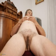 old and horny as always