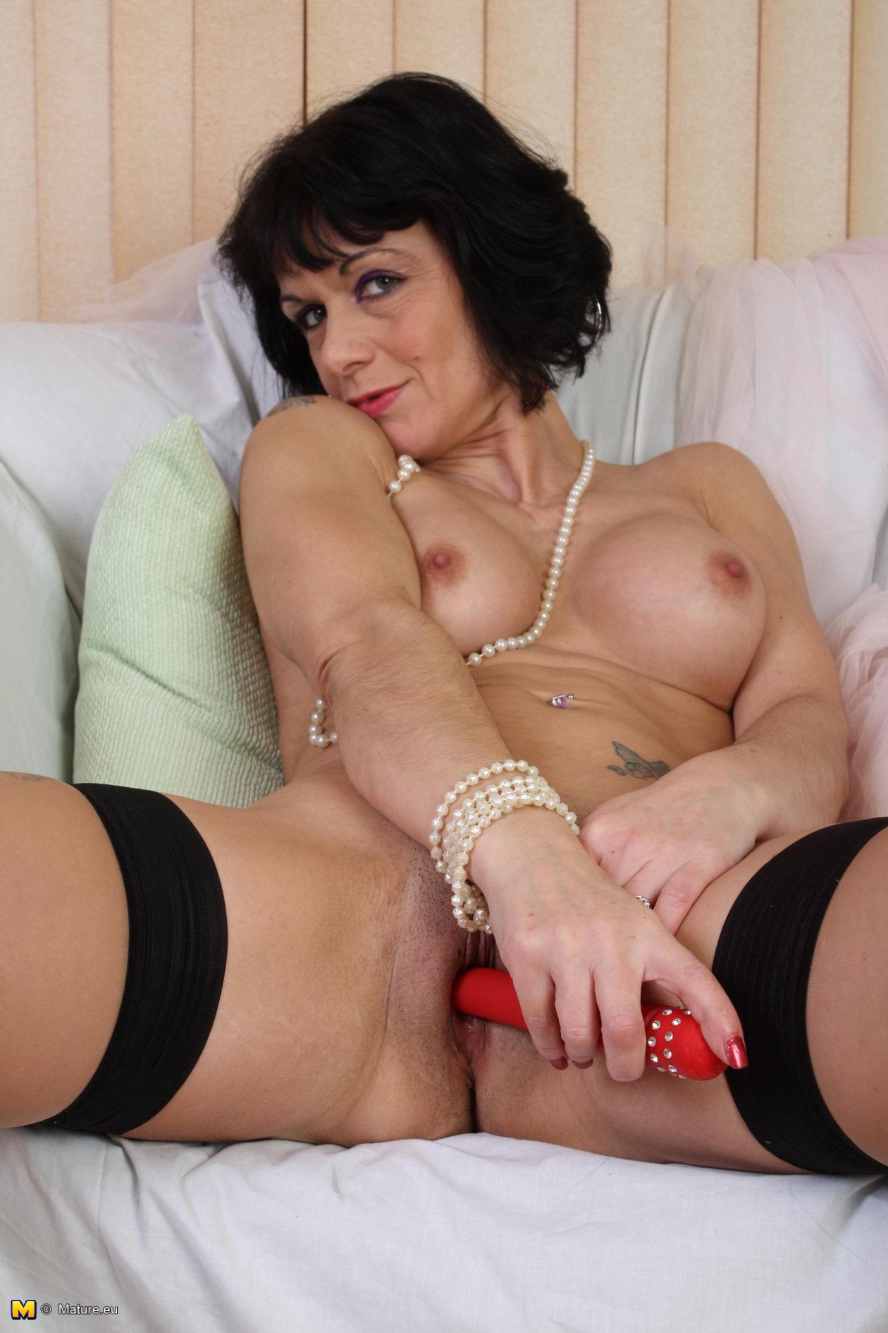 Kinky Ladys alter Sex