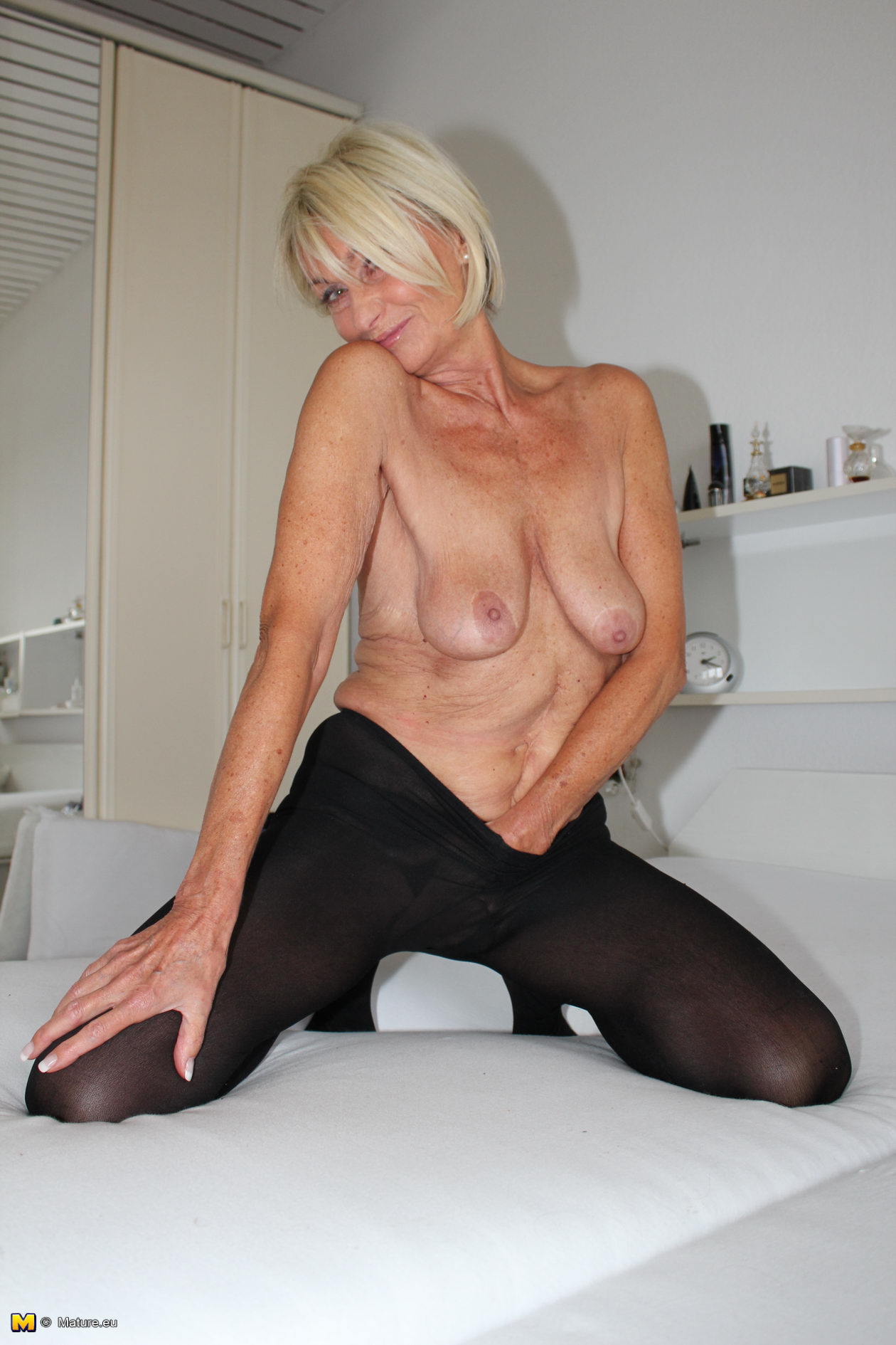 mature nude german