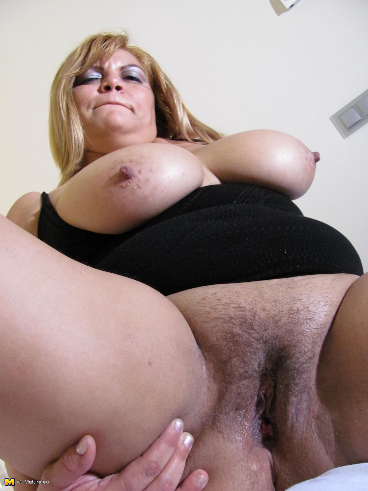 Fuckin' bbw mature homemede would