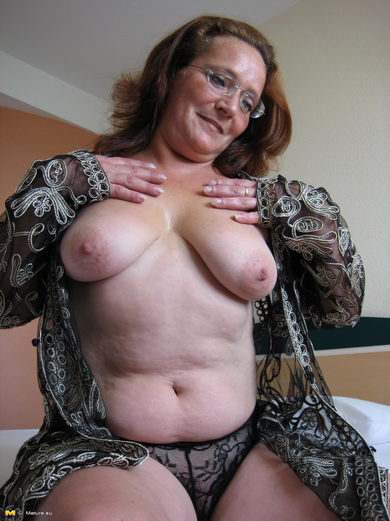 All Granny Porn horny maria theresa loves to play with herself all day long