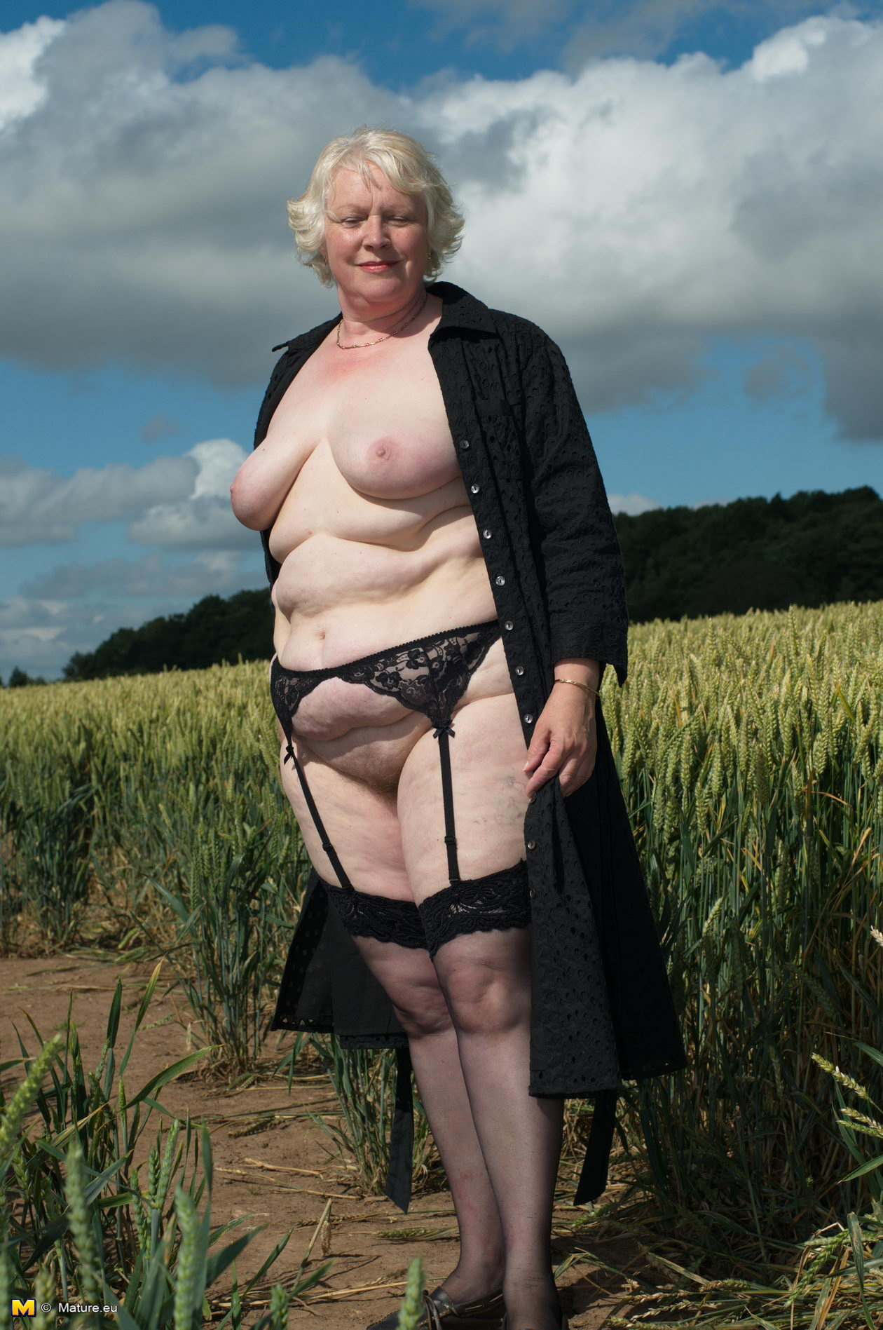 Older Lady In Nature Large Stocking Porn Outdoor Cornellia granny outdoor naked mature - softcore - hot photos