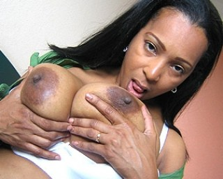Brown mature Camila has tits to die for